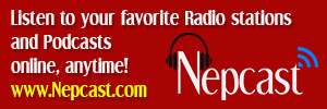 Nepcast - Listen to your favorite radio stations and podcasts online, anytime!