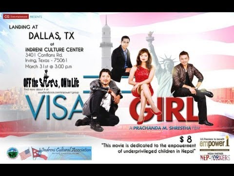Visa Girl Charity Show in Irving, Texas