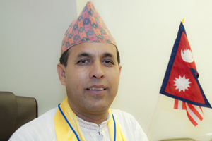 Dr. Chintamani Yogi – Personality of the Month for July 2010