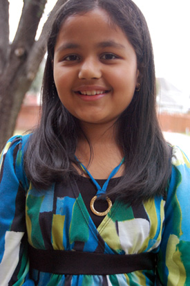 Kritima Lamichhane – Personality of the Month for December 2009