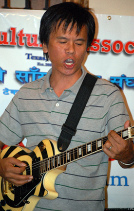 Phiroj Shyangden – Personality of the Month for November 2009
