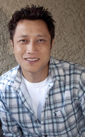 Prashant Tamang – Personality of the Month for January 2010