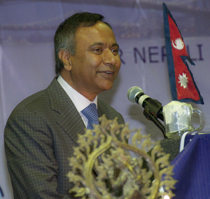 Dr. Upendra Mahato – Personality of the Month for June 2010