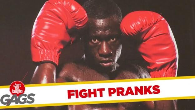 Best Fighting Pranks