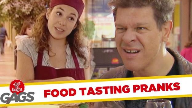 Best Food Tasting Pranks
