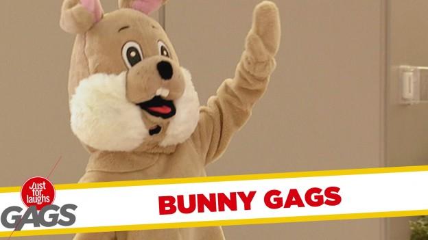 Best Easter Bunny Pranks