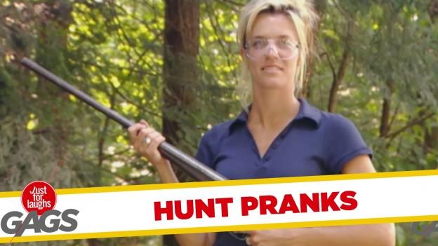Best Hunting Pranks