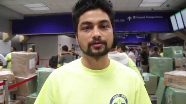 Mission to Nepal : Dallas (Earthquake Relief Team)