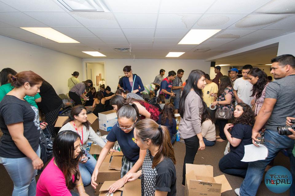 nst-volunteers-nepal-earthquake-relief-2015-1 | TexasNepal