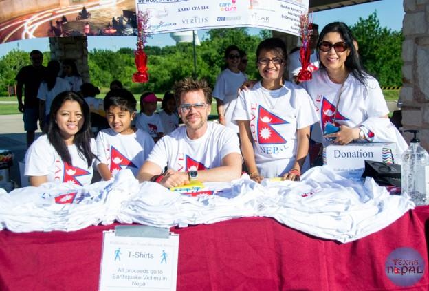 Walkathon for Nepal Rise and Shine