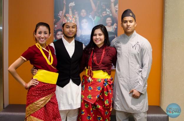 Dashain Celebration 2015 at UTD