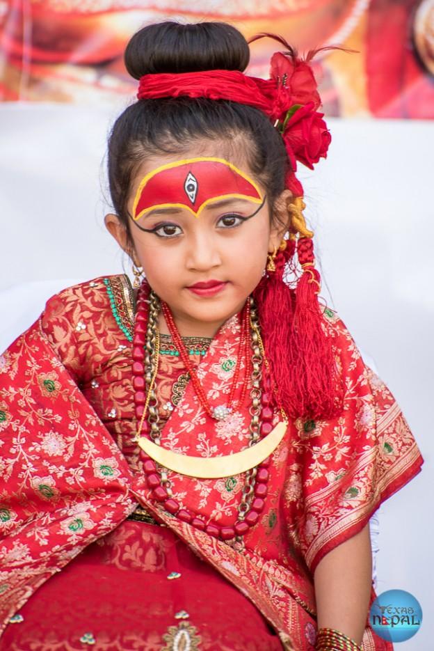 Indra Jatra Celebration in Texas