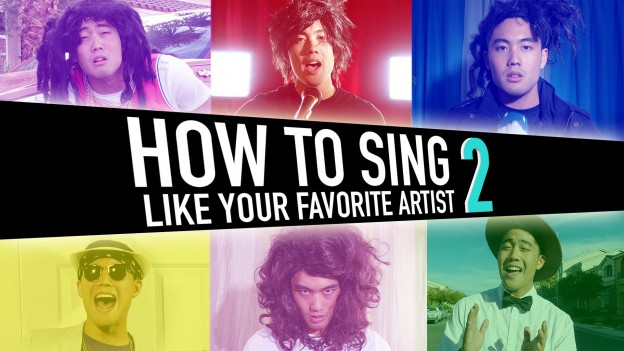 How to Sing Like Your Favorite Artist Part 2