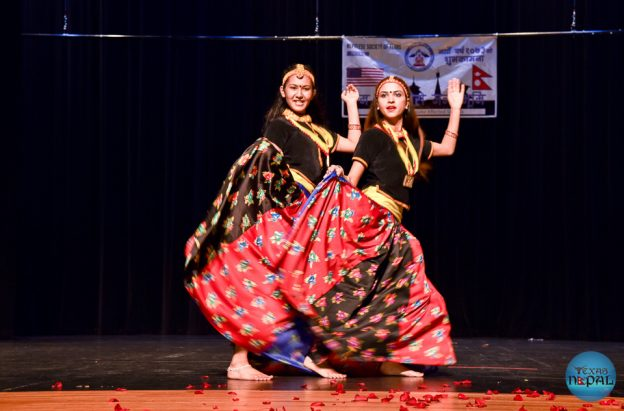 Nepali New Year 2073 Celebration by NST