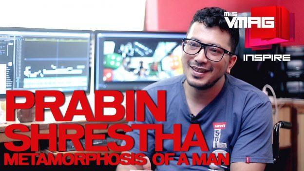 M&S Inspire: Prabin Shrestha – Metamorphosis of a Man