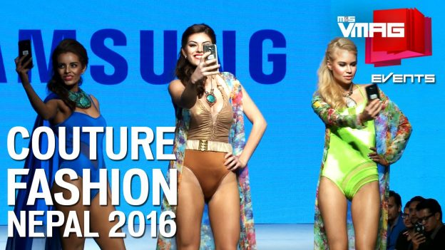 EVENTS: Couture Fashion Nepal 2016