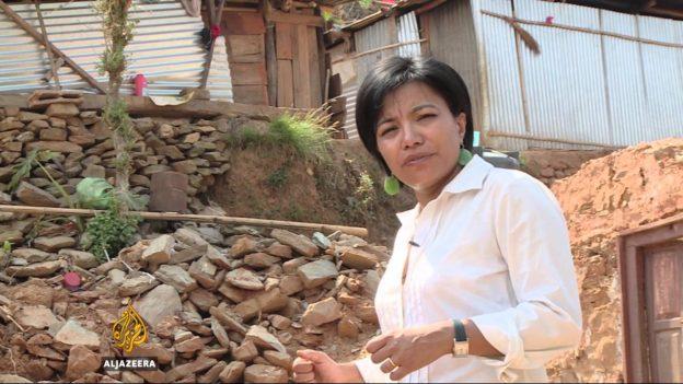 Subina Shrestha's Earthquake Coverage Earns Her Emmy Nomination
