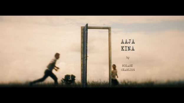 MUSIC VIDEO: Saugat Malla Time Travels In Bikash Chamling's 'Aaja Kina'