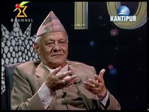 Tough Talk with Lokendra Bahadur Chand