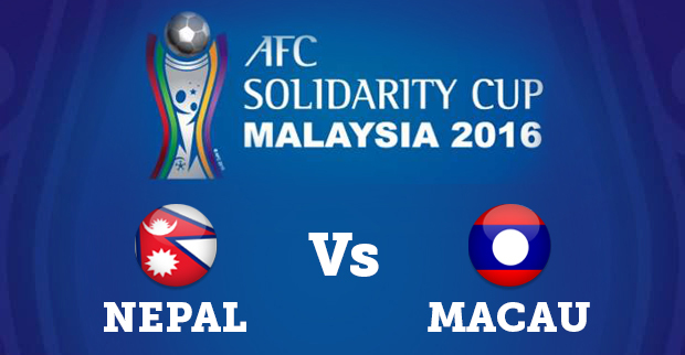 AFC Solidarity Cup Final: Nepal vs Macau WATCH LIVE!