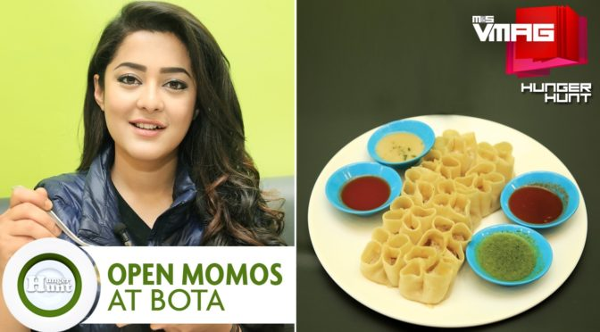 HUNGER HUNT:Open Momo & Sadheko Momos at Bota